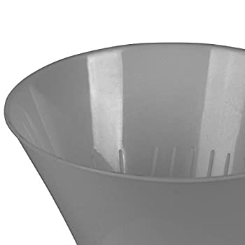 Plast Team - Support de filtre à café - Bec - Plastique - Argent