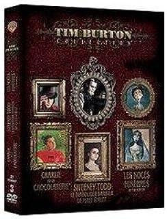 Coffret Tim Burton – Edition Especial Fnac: Amazon.es ...
