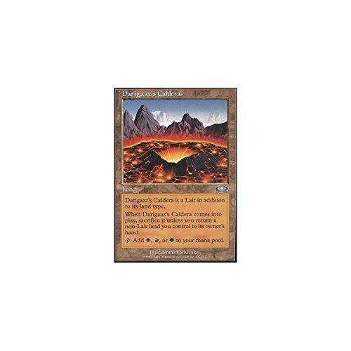 Magic: the Gathering - Darigaaz's Caldera - Planeshift