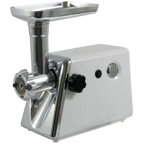 Sportsman MEG300 3/4HP 350W Electric Meat Grinder with 3 Cutting...