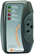 Electronic Surge Protector for Refrigerators up to 27 Cuft and Freezers
