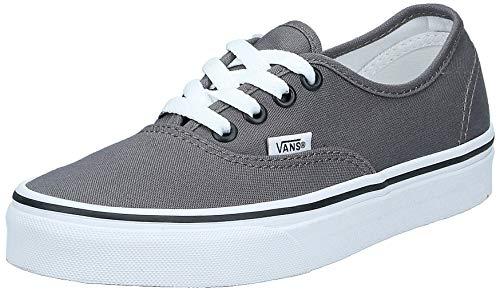 Vans Authentic, Zapatillas de Tela Unisex, Gris (Pewter/Black), 35 EU, Gris (Pewter/Black),...