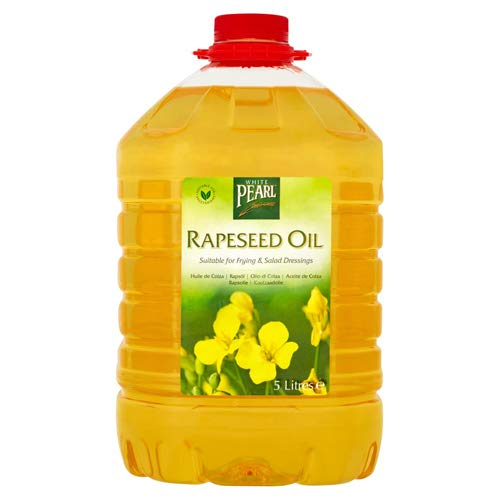 White Pearl Rapeseed Oil, 5 litres