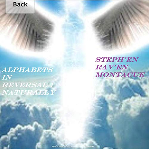 Alphabets in Reversal 1: Naturally audiobook cover art