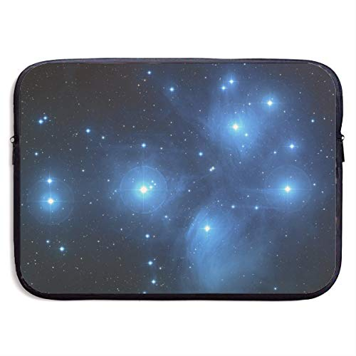 Laptop Protective Case Star Milkyway Space Nebula Outers Laptop Sleeve Waterproof Neoprene Diving Fabric Laptop Bag for IPad, Notebook/Ultrabook/Acer/Asus/Dell