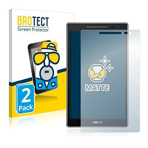 BROTECT 2X Entspiegelungs-Schutzfolie kompatibel mit Asus ZenPad 8.0 Z380M Bildschirmschutz-Folie Matt, Anti-Reflex, Anti-Fingerprint