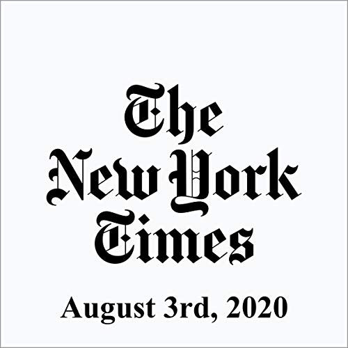 August 3, 2020 cover art