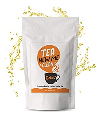 NewMe 28 Days - Detox Tea   3oz Loose Leaf   Slim Tea for Weight Loss   for Men & Women   Diet & Fat Loss Tea   Cleanse Tea   Natural Dietary Supplement   for More Successful Diet from Newme Tea