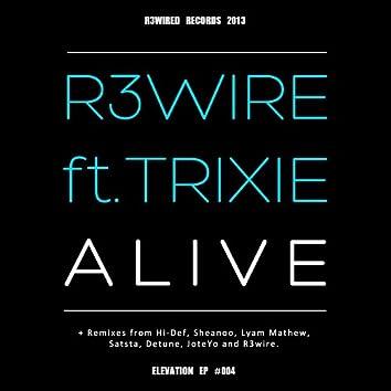 Alive (Remixes)