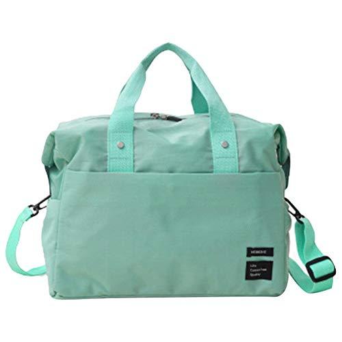 Oinna Mochila de 1 pieza de gran capacidad ligera para mujer, mochila de viaje para mujer, color, talla 35*15*26CM