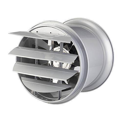 Ventilador de ventilación doméstico 10 Pulgadas Extintor con El Metal De La Lumbrera Cubierta Adecuados For La Cocina/Almacén/Taller/Fábrica LITING