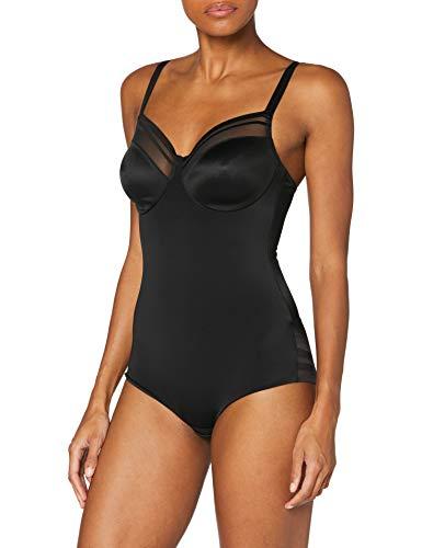 Lovable 9L05X9 Generous New Fit, Nero, 3-C/34 C Donna