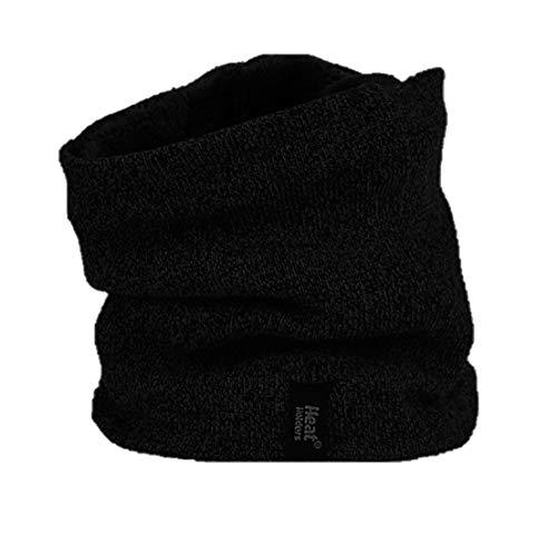 ProductHeat Holders Herren-Thermo-Schal aus Fleece, 2,9 Tog, schwarz Name