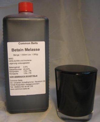 Kanister voll mit BETAIN MELASSE 10 Liter 10.000ml