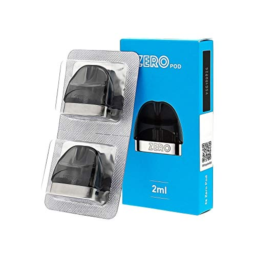 Vaporesso Cartuchos Renova Zero POD Kit Pack 2 UDS Producto SIN NICOTINA * 