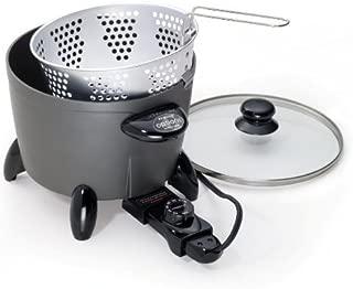 Presto 06003 Options Electric Multi-Cooker/Steamer by Presto