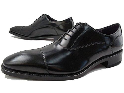 [リーガル] 25AR BE ブラック フォーマル ストレートチップ ビジネスシューズ 26cm