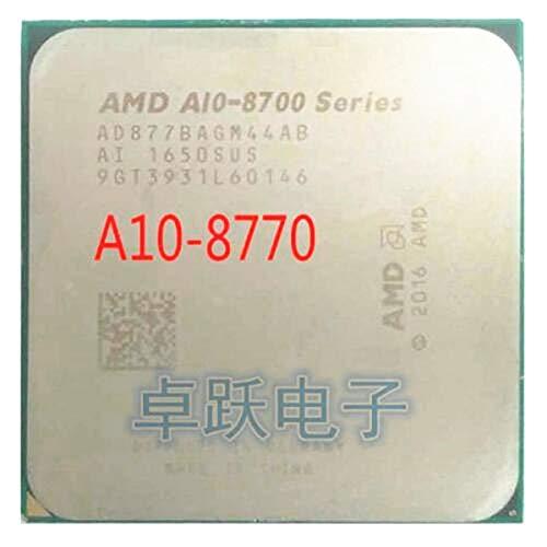 A10-Series Pro A10-8770 A10 8770 3.5 GHz Quad-Core CPU Processor AD877BAGM44AB Socket AM4