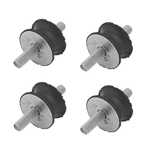 4Stück Auspuff Montage Gummi Mini Bobbin 5/16UNF Schalldämpfer Halter