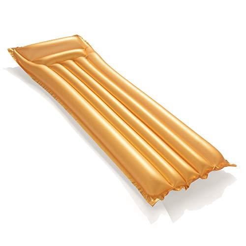 Bestway Luftmatratze Gold, 183 x 69 cm