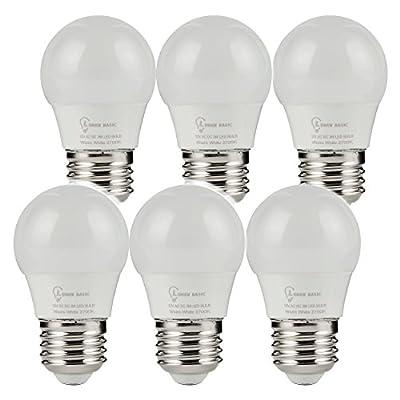 LumenBasic 12 v LED Bulbs E26 E27 12vdc 12vac Light Bulbs Low Voltage Edison AC DC Screw in Light Bulbs for Off Grid Solar Lighting Marine Boat RV 12v Interior Lighting Warm White for Camper