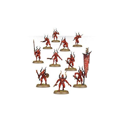 Bloodletters of Khorne Daemons Warhammer Fantasy 40k