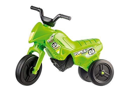 YUPEE Enduro / Motorbike Klassisch Dreirader ab 1 Jahr (Green)