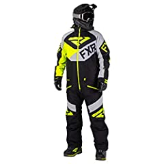 FXR Dry Vent system - snow proof and moisture resistant side body, chest & leg vent system. Hd #8 waterproof zippers throughout. 360 3M Scotchlite reflective. Shock-cord adjustable collar. Removable/adjustable hood. Adjustable cuffs with lycra inner ...