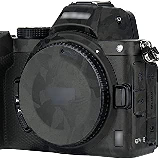 KIWIFOTOS Naklejka na ciało aparatu osłona ochronna do Nikon Z5, 3M naklejki odporne na zarysowania naklejki DSLR aparat s...