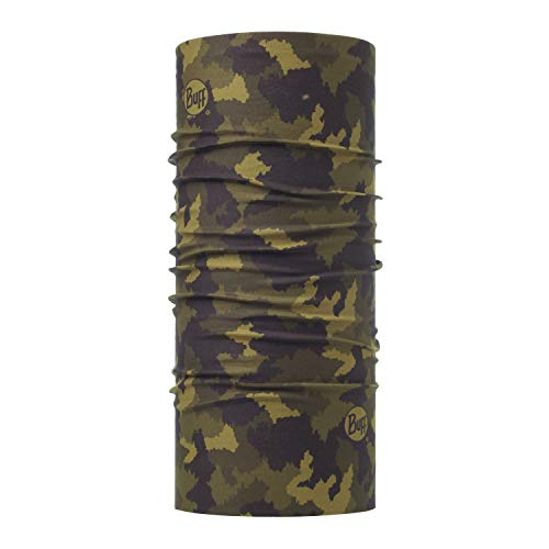 Buff Herren Original Halswärmer, Military, One Size