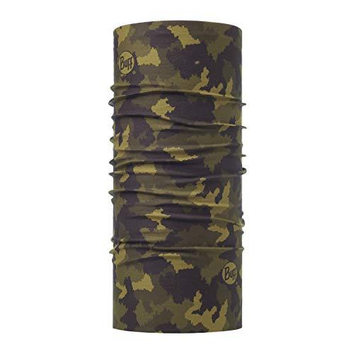 Buff Hunter Military Tour de Cou Original Mixte Adulte, Vert (Militaire), Taille Unique