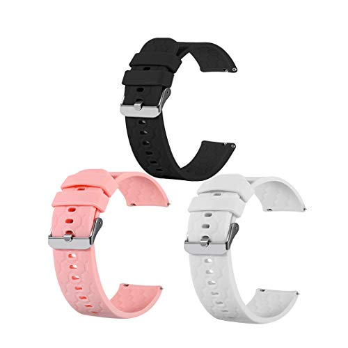 Read About TenCloud Strap Compatible with Garmin Venu Bands Replacement Hexagonal Sport Straps with ...