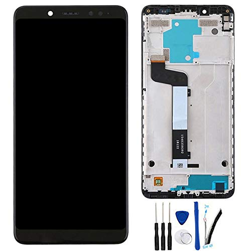 SOMEFUN Pantalla LCD Repuestos Compatible con Xiaomi Redmi Note 5 Pro(Snapdragon 636) MEI7S,MEI7 5.99