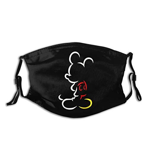 Anti Dust MA Face Mouth MA,Fashion Reusable Washable Outdoor Unisex Mickey Mouse MA