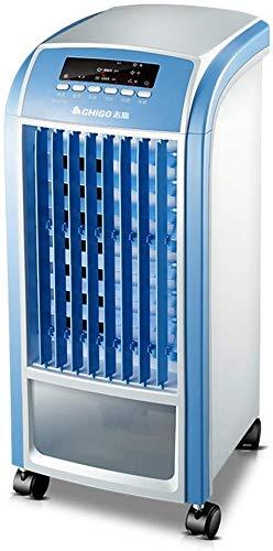 Koelventilator, afstandsbediening, bevochtiging, eenvoudig, koud huis, ventilator voor de koeling mobiele telefoon.