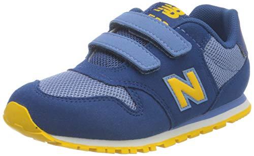 New Balance 500, Zapatillas Bebé-Niños, Captain Blue, 17 EU