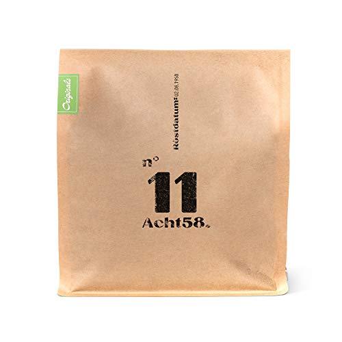 Kaffee N°11 – 100% Arabica aus Brasilien – Specialty Kaffee-Bohnen speziell für den Vollautomaten – 750g