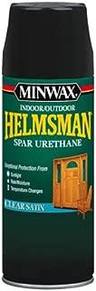 Minwax 33255000 Helmsman Spar Urethane Aerosol, 11.5 ounce, Satin