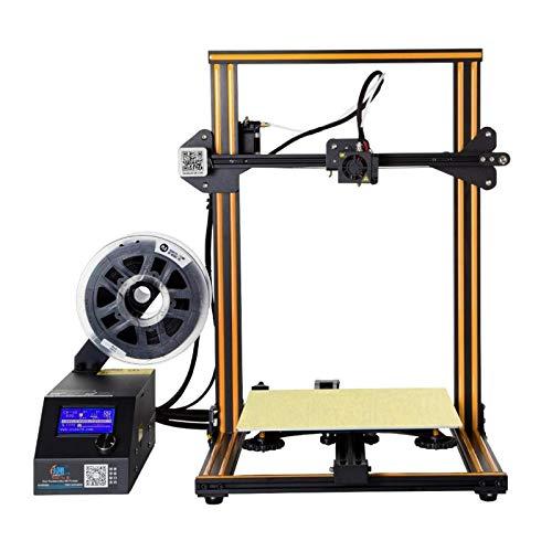 WUJIAN Stampante 3D DomesticaKit Stampante 3D Dimensioni di Stampa 1,75 Mm Ugello da 0,4 Mmsala Riunioni