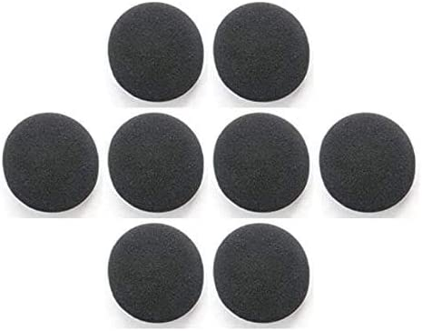 4 Pairs 2 50mm Replacement Foam Pad Earpad Cover Cushion for Sennheiser PX100 Sony MDR G57 Headphones product image