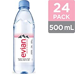 NATURALLY REFRESHING: Our pure bottled natural spring mineral water is always a refreshing, naturally hydrating drink. Its quality and taste make it perfect for serving by the glass, or drinking directly from the bottle at home, at school or at the g...