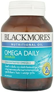 Blackmores Omega Daily Odourless 60 tablets