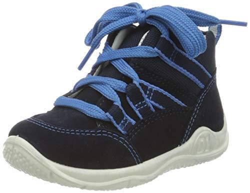 Superfit Baby Jungen Universe Sneaker, Blau (Blau/Blau 80), 24 EU