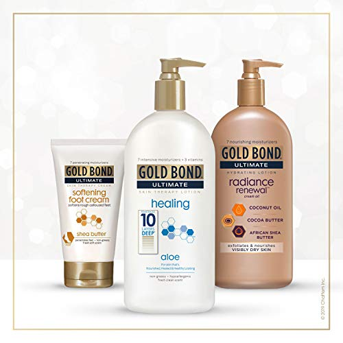 41bjmyQV5LL - Gold Bond Ultimate Healing Skin Therapy Lotion with Aloe, Family Size, 20 Ounces