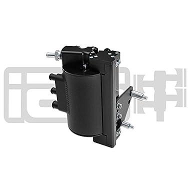 IAG Air Oil Separator Street Series Aos for 06-07 Subaru WRX 05-07 STi Black