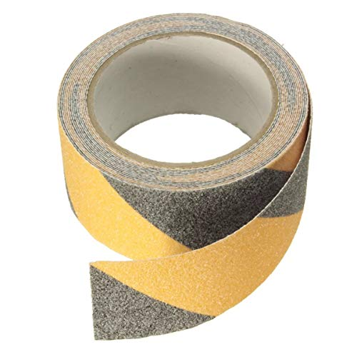 Groß für die Lagerung Stripe Self Adhesive Boden Sicherheit Friction Strong Grip Non Skid-Tape 5m Anti Slip-Tape