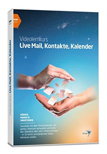 S.A.D Videolernkurs - Live Mail / Kontakte / Kalender Software