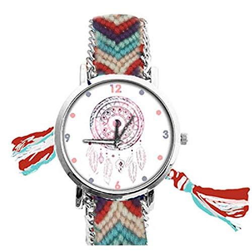 Indiens - Reloj de fantasía para Mujer Spirit Boho