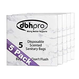 Sanitary Disposal Bag Dispenser