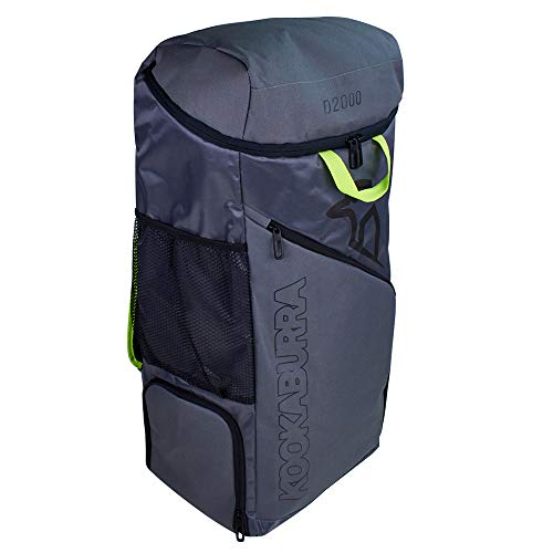 Kookaburra 2019 Pro D2000 Duffle Bag, grau, 700 mm x 300 mm x 300 mm (L x B x H)
